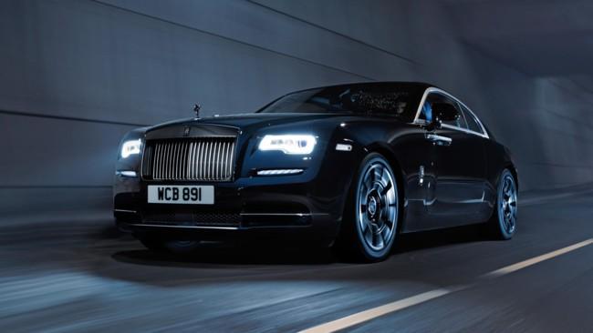 Rolls-Royce Black Badge: la gama más negra de Goodwood