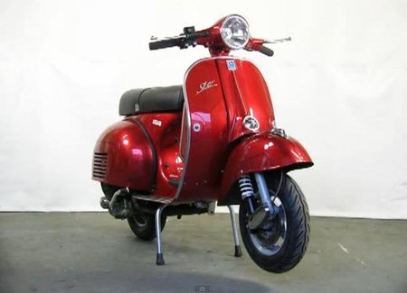Kit de transformación de tu Vespa actual en una Vespa GS