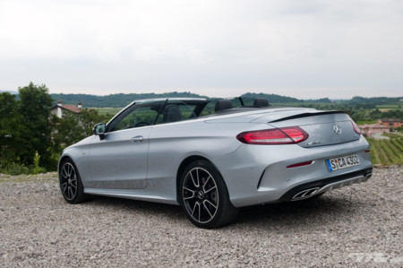 Mercedes-Benz Clase C Cabrio, toma de contacto