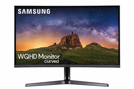 Samsung C32jg50 Front