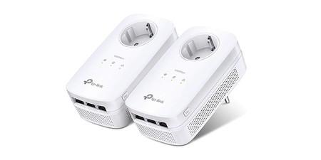 Oferta flash en Amazon: TP-Link TL PA8030PKIT, un kit PLC para llevar más lejos tu conexión por cable, hoy por sólo 75,99 euros