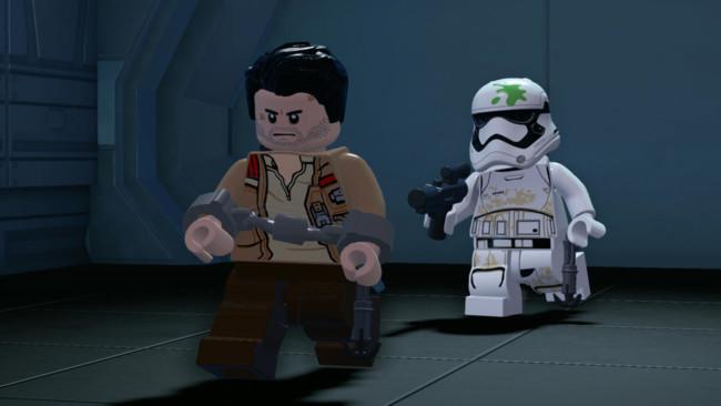 Lego Star Wars El Despertar De La Fuerza Poe Dameon