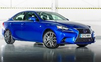 Lexus IS 300h 2015