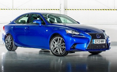 Lexus IS 300h 2015