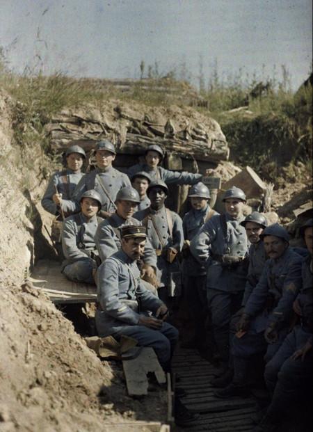 Primera Guerra Mundial Trincheras Jv Pg