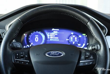 Ford Escape Hybrid Opiniones Mexico Prueba 19