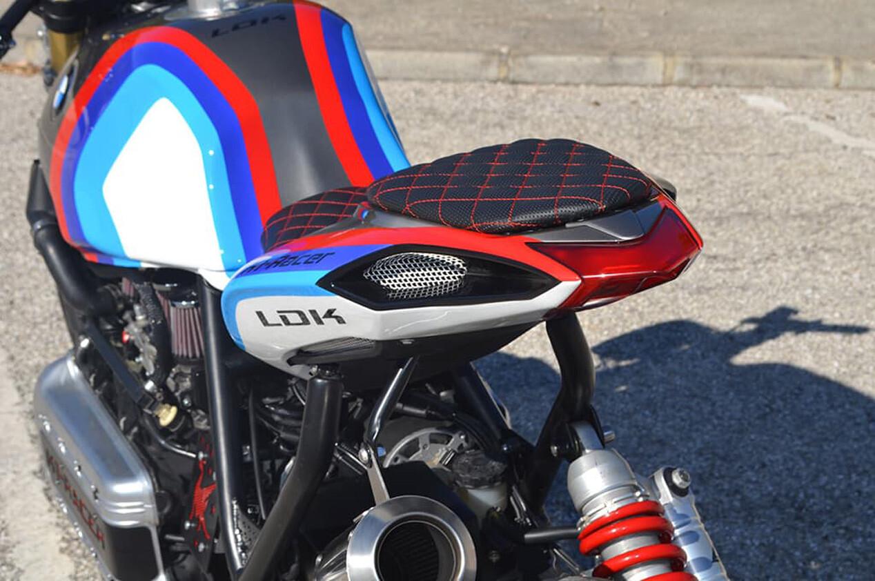 Foto de BMW K1 Cafe Racer (1/11)
