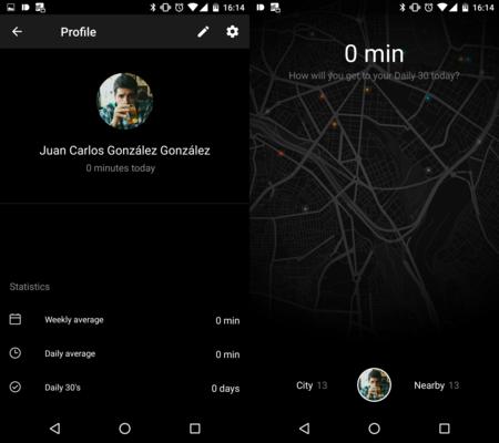 Human llega a Android: un cuantificador pasivo que nos anima a andar y hacer más ejercicio