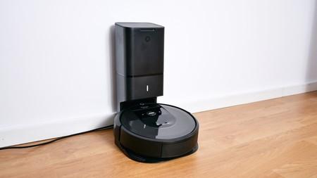 Roomba i7+ y cinco robots aspiradores más que puedes comprar más baratos hoy en las ofertas de septiembre de Amazon