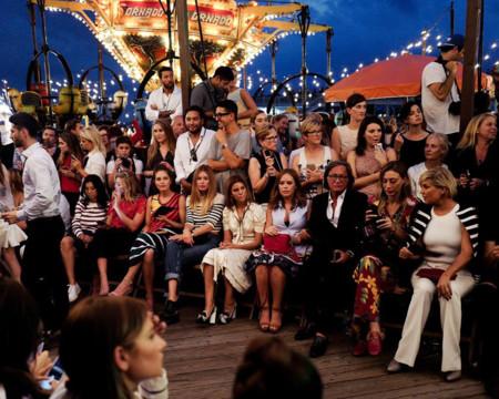 Tommy Hilfiger nos invita a disfrutar de los cacharritos de la feria de Coney Island