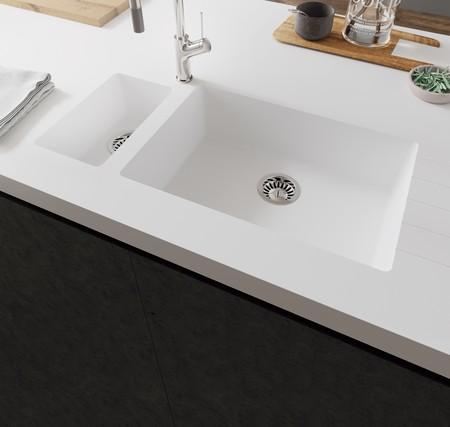 Hi Macs Kitchen Sink Cs204 Cs604 Close Up Low