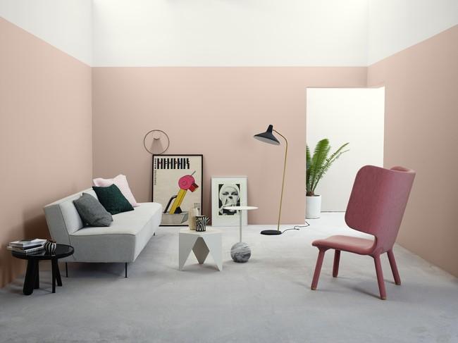 Jotun 1624 Skylight 2782 Deco Pink