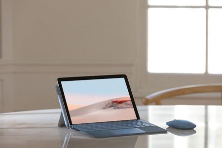 La Surface Go 2 ya se puede comprar en la Tienda de Microsoft en España con entrega en un día y estos son los precios