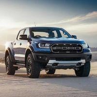 El nuevo Ford Ranger Raptor tiene este aspecto: casi tan bestia como el F-150 Raptor