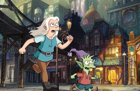 '(Des)encanto': el tráiler de la temporada 3 de la serie animada de Netflix desvela la fecha de estreno de las nuevas aventuras de Bean