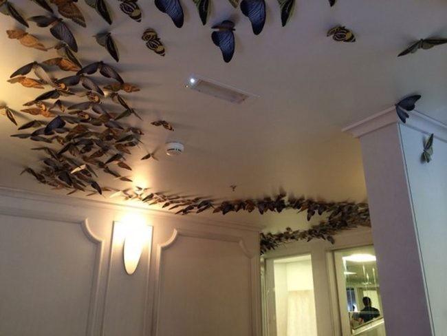 Diverxo Decoracion Restaurante Empaperart 530x398