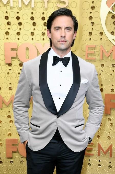 Milo Ventimiglia Emmy Awards Red Carpet Alfombra Roja Trendencias Hombre 2