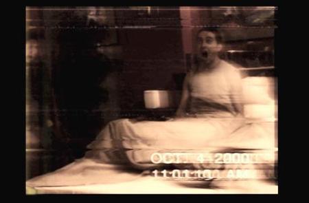La terrorífica cámara de vídeo