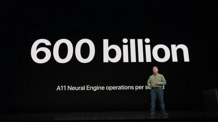 600.000 millones de transistores para el Apple A12 de 2018