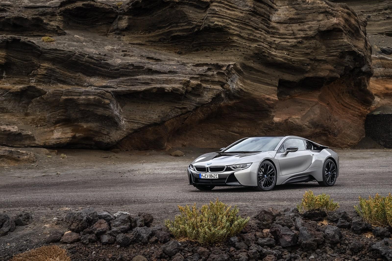 Foto de BMW i8 Roadster 2019 (29/39)