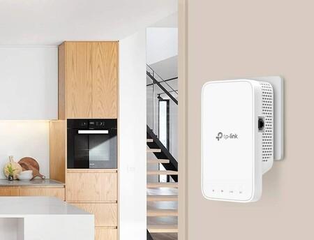El TP-Link RE330 AC1200 es el repetidor Wi-Fi más vendido de Amazon, y está a su precio mínimo histórico de 25,99 euros