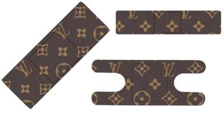 Tiritas de Louis Vuitton