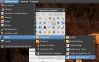Instalar Adobe Photoshop en GNU/Linux con Wine