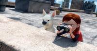 'Bolt', la larga mano de Lasseter y el nuevo camino de Disney