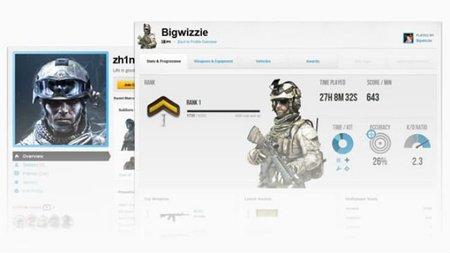 Así es Battlelog, la red social para jugadores de 'Battlefield 3'
