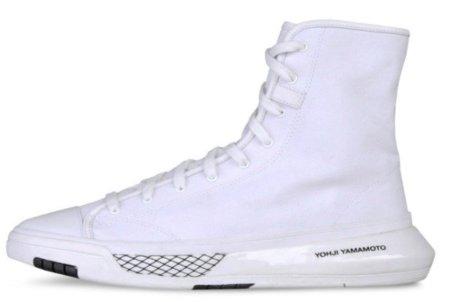 Zapatillas Neo Classic High de Y-3, casi de astronauta