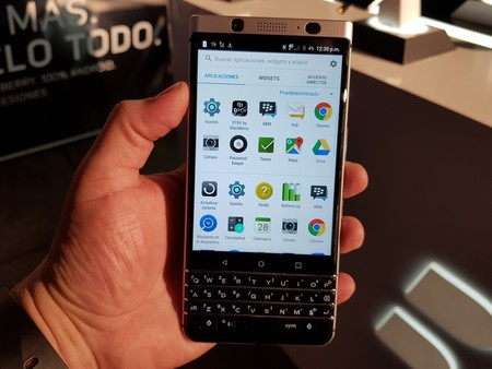 Blackberry Keyone Primeras Impresiones Mexico 7