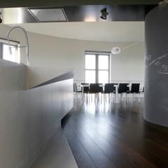 Foto 21 de 35 de la galería casas-poco-convencionales-vivir-en-una-torre-de-agua en Decoesfera