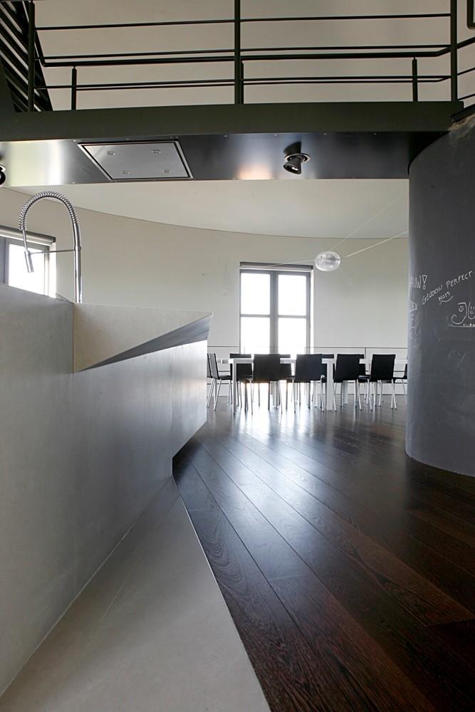 Foto de Casas poco convencionales: vivir en una torre de agua (21/35)