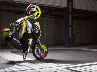 La BMW Concept Stunt G 310, un prototipo que nos adelanta el futuro de las BMW pequeñas