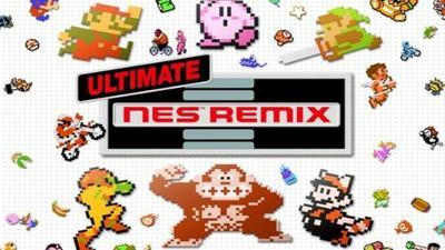 Nintendo confirma fecha para Ultimate NES Remix