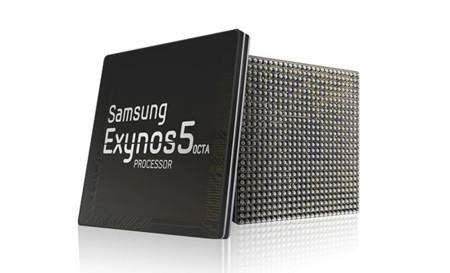 Samsung Exynos 5 Octa (5420) podrá trabajar con sus ocho núcleos a la vez