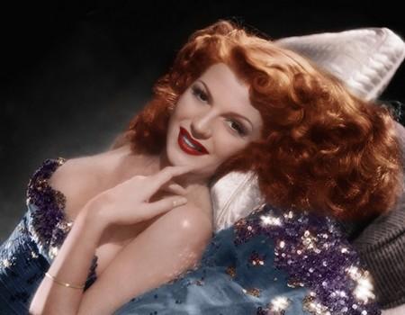 Pelirrojas: Rita Hayworth, con ella llegó el escándalo