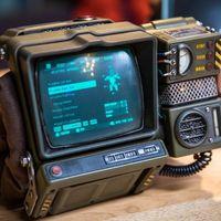 Estas réplicas del Pip Boy de Fallout no son realmente funcionales, pero molan una barbaridad