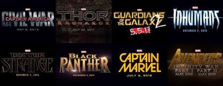 Fase 3 de Marvel: nuevos superhéroes, tres estrenos anuales y la Guerra Infinita