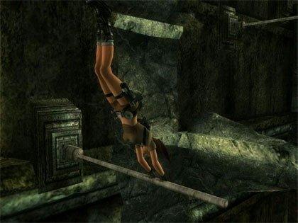 Nuevo vídeo de Tomb Raider Legend