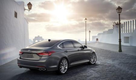 El Hyundai Genesis supera las 100.000 unidades