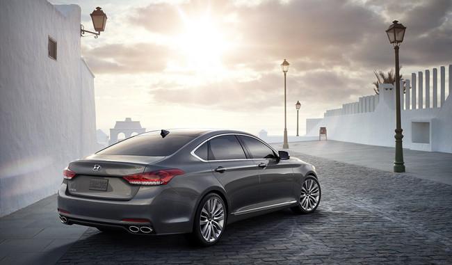 Los Hyundai van a tener un diseño más lujoso y este es el motivo