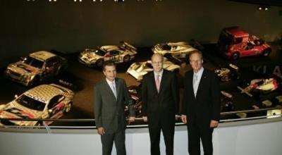 Inaugurado el Museo Mercedes-Benz