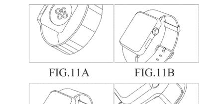 Samsung ha intentado patentar el diseño del Apple Watch, por muy surrealista que parezca