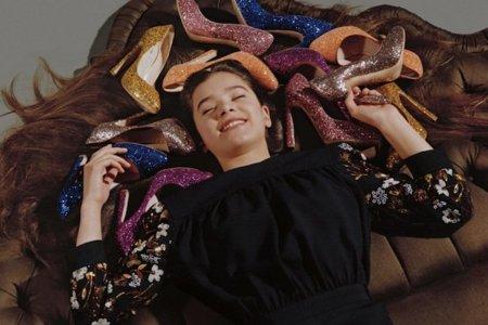 Por el poder del glitter...¡quiero todos los zapatos brillantes de Miu Miu!
