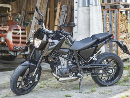 Cuando pensabas que no podía ser, la KTM 690 Duke 2016 promete todavía más potencia