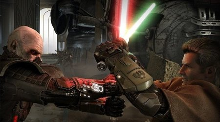 'Star Wars Galaxies' ha muerto, viva 'Star Wars: The Old Republic'