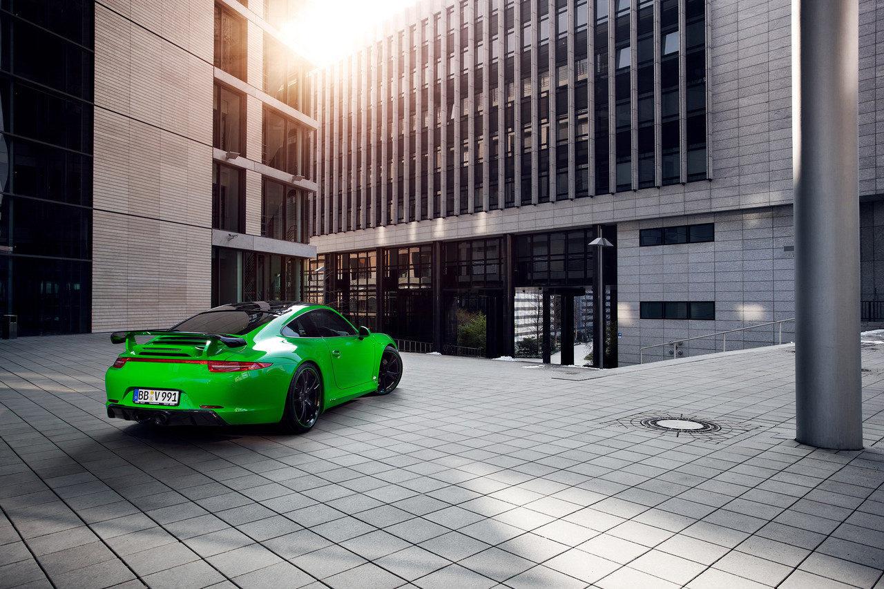 Foto de Porsche 911 Carrera 4S por TechArt (18/32)