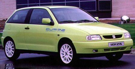 SEAT Ibiza Cupra primera generacion