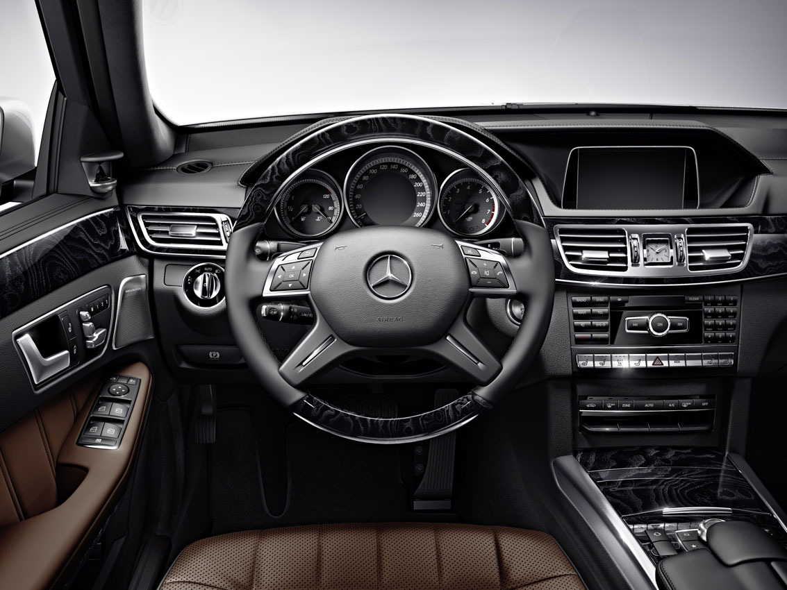 Foto de Mercedes-Benz Clase E 2013 (presentación) (21/48)
